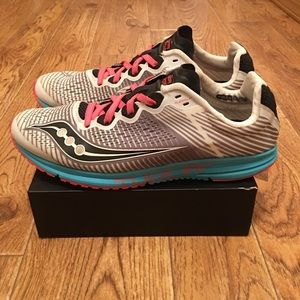 SAUCONY Type A8 Women's Running Shoes (used)